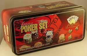 Poker Night Set