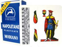 >Deck of Napoletane 97/31 Italian Regional Playing Cards