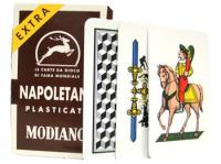 >Deck of Napoletane 97/38 Italian Regional Playing Cards