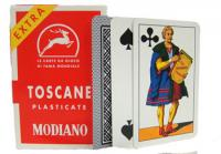 >Deck of Toscane Italian Regional Playing Cards