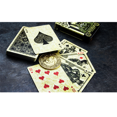 Bicycle Blue Collar Playing Cards