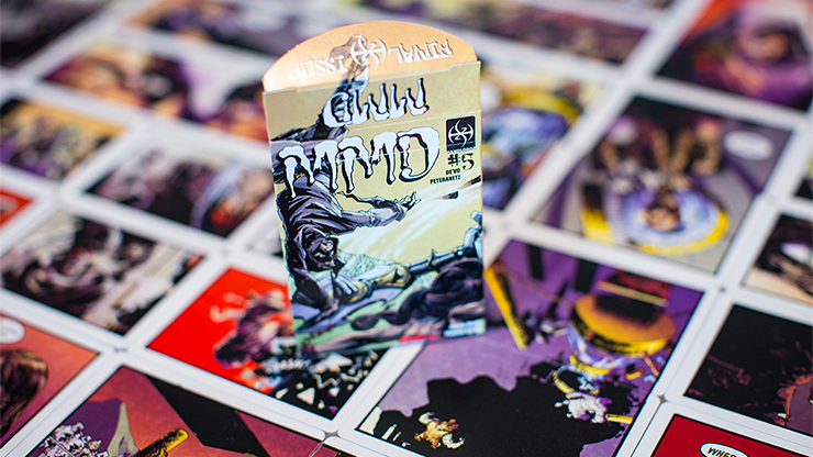 >MMD #5 Magicians Must Die Comic Deck