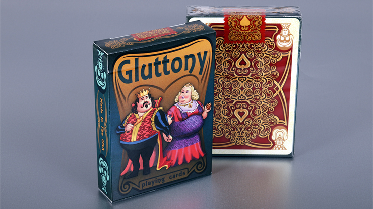 >Gluttony Playing Cards