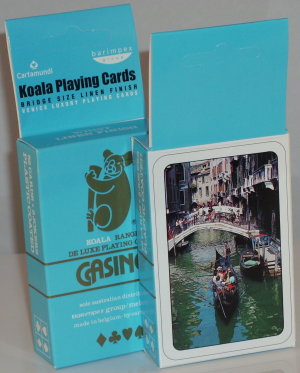 >Pictorial Venice (Bridge Size)