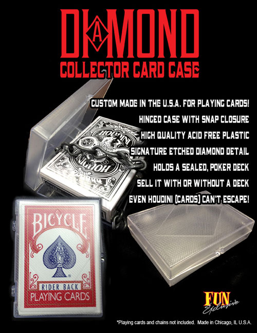 >Diamond Card Case