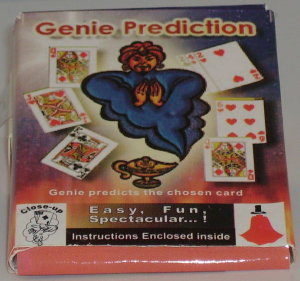 >Genie Prediction