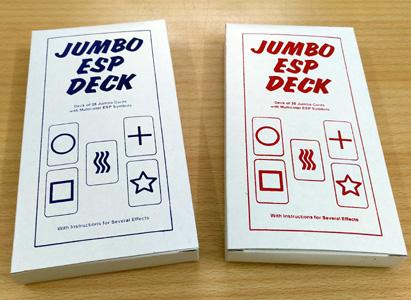 >Jumbo ESP Deck
