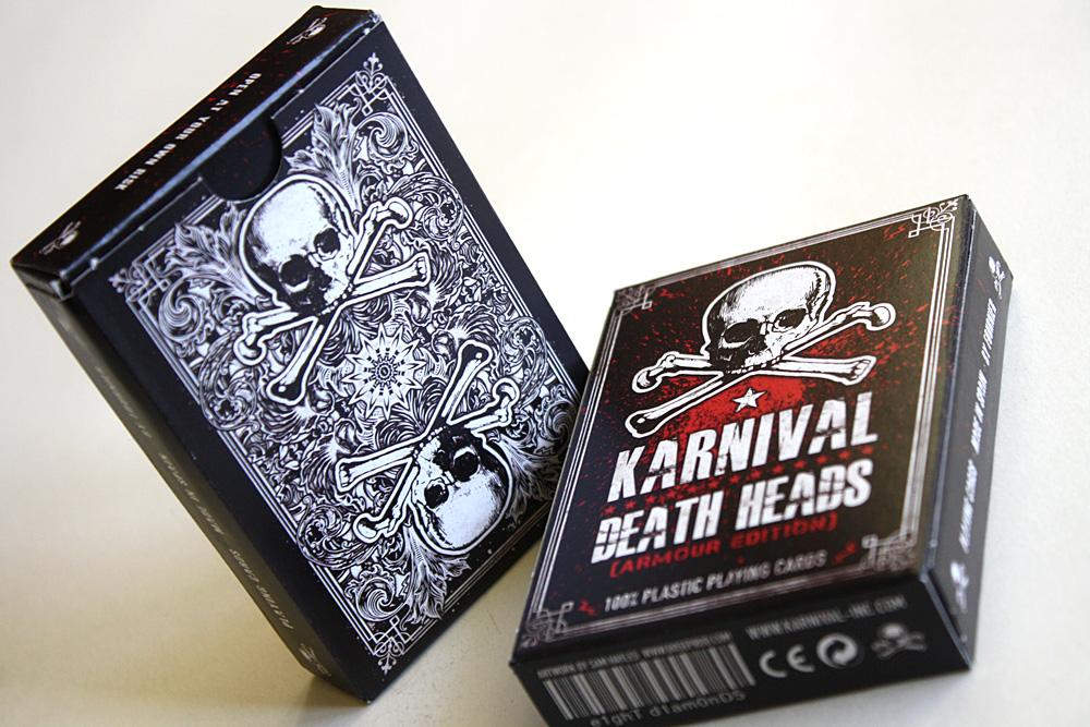 >Karnival Death Heads