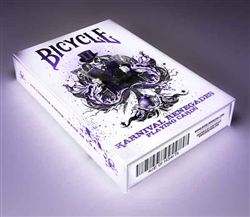 >Karnival Renegade Playing Cards (limited edition Purple)
