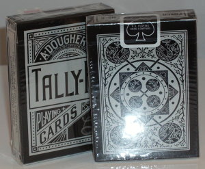 Tally Ho Viper (Fan Back) Deck