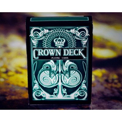 >The Crown Deck Green